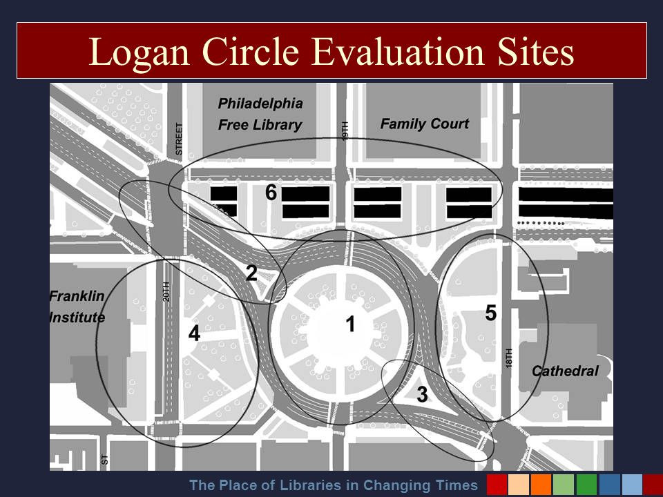 Logan Circle Evaluation Sites