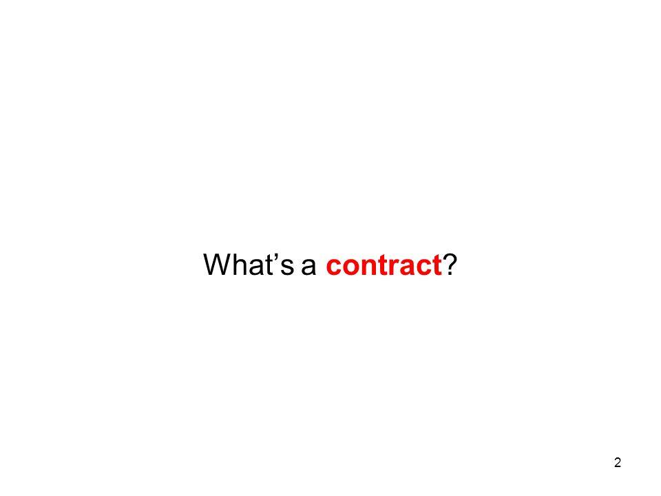 43 Legibility Contract = Information 1