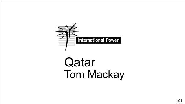 101 Qatar Tom Mackay