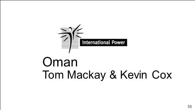 55 Oman Tom Mackay & Kevin Cox