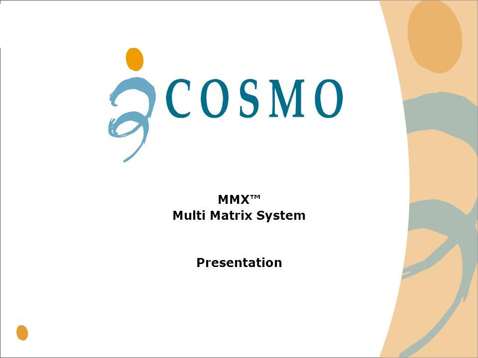 MMX Multi Matrix System Presentation