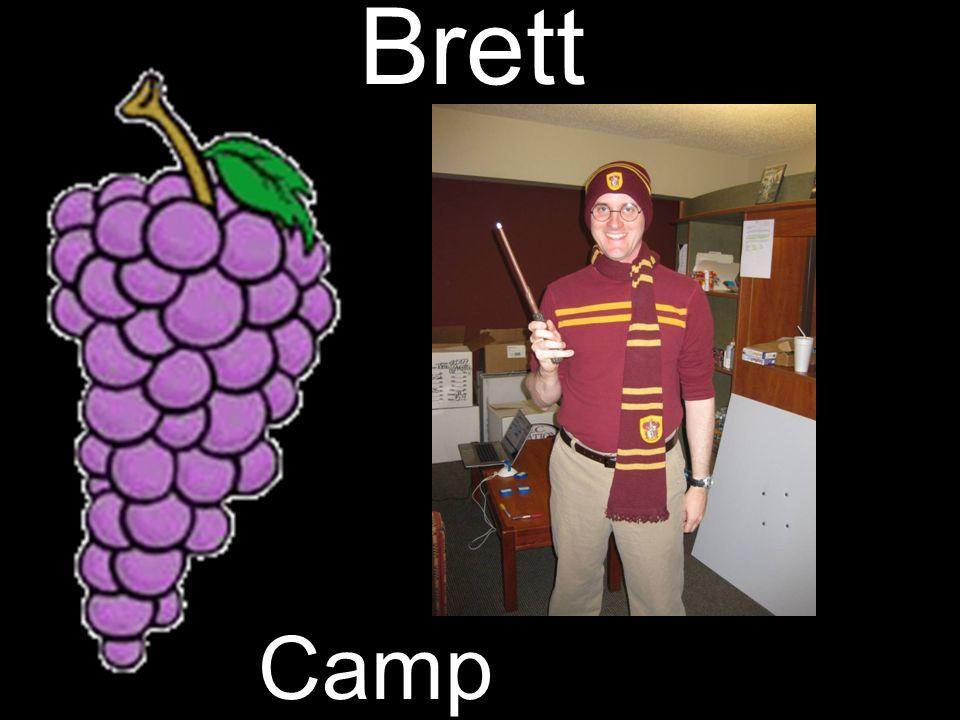 Brett Camp Manager