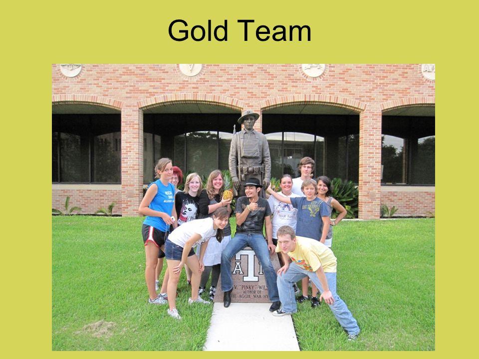 Gold Team