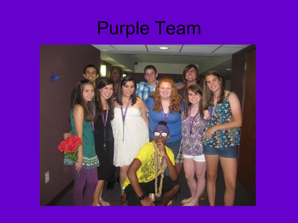 Purple Team