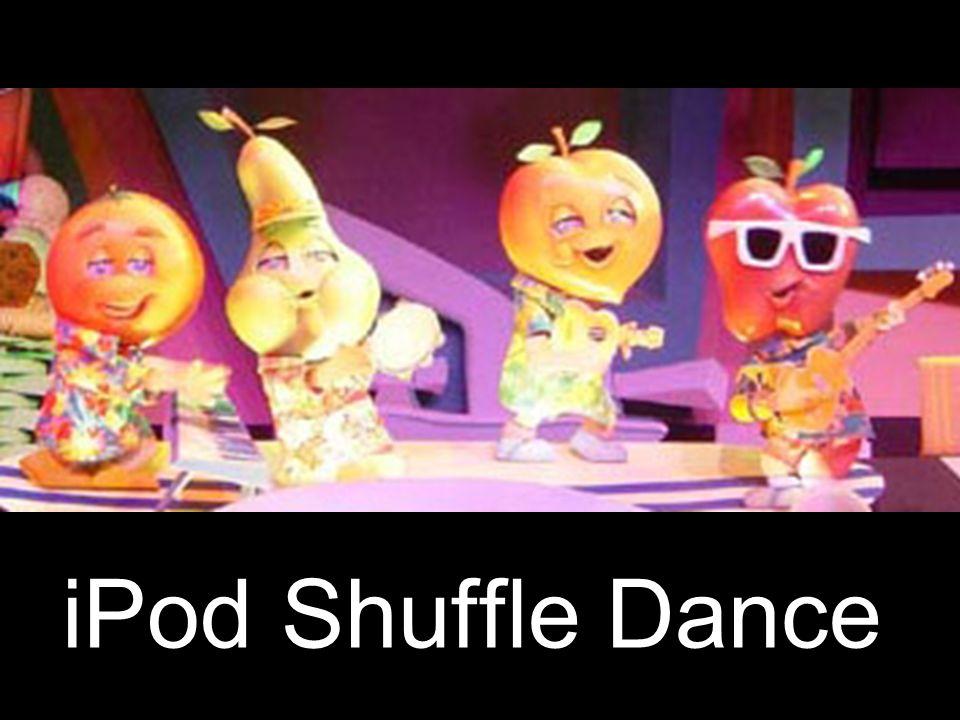 iPod Shuffle Dance
