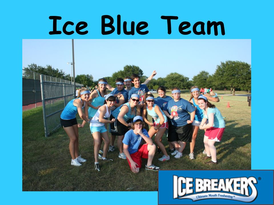 Ice Blue Team