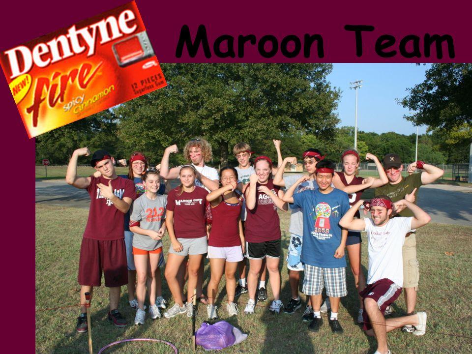 Maroon Team