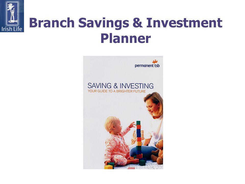 Branch Savings & Investment Planner