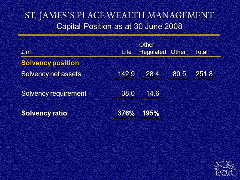 Dividend Interim dividend 1.84 pence up 5%