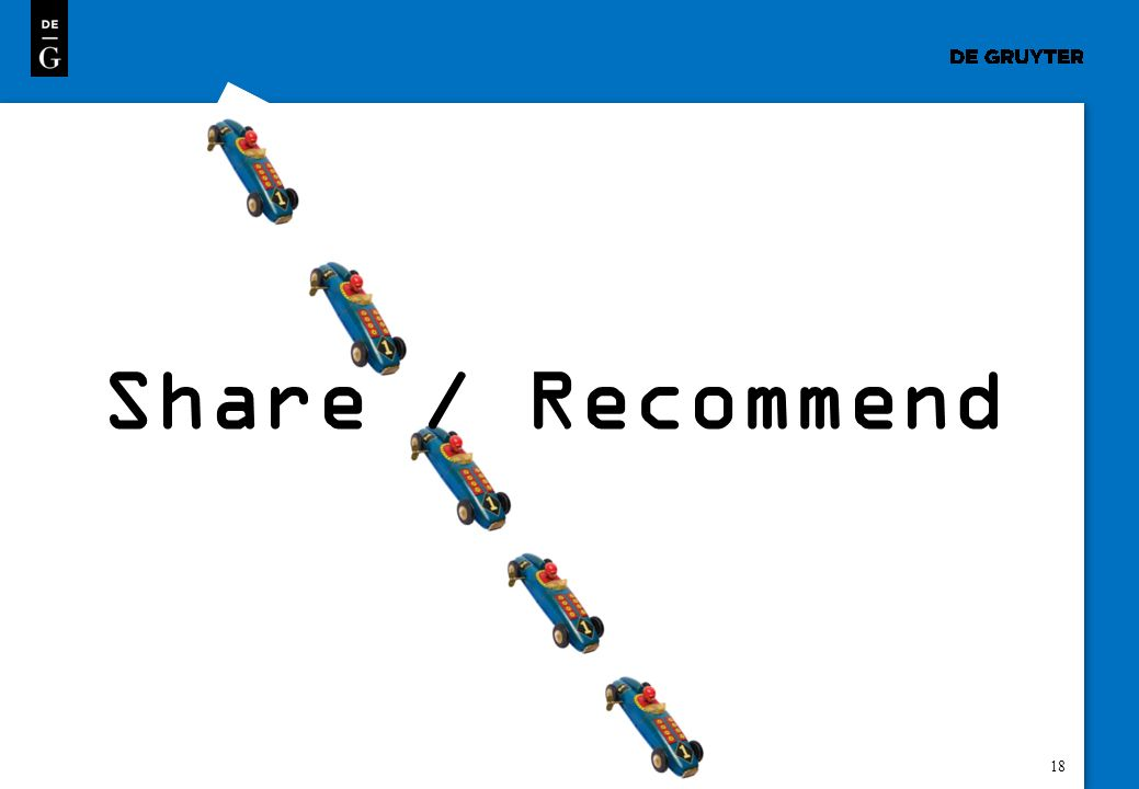 18 Share / Recommend