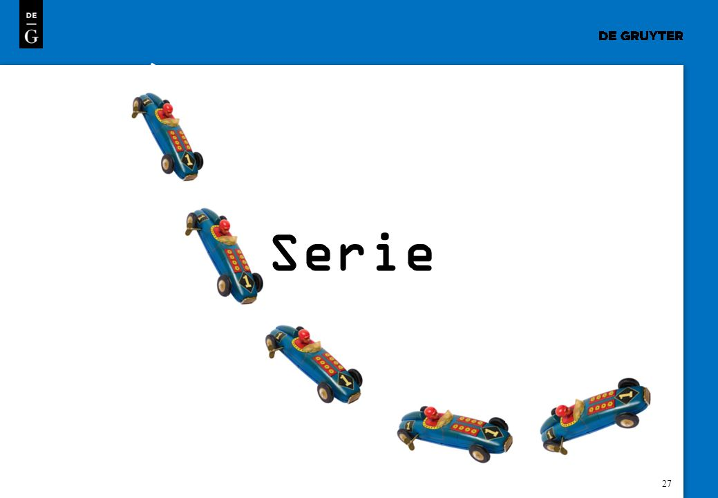 27 Serie s