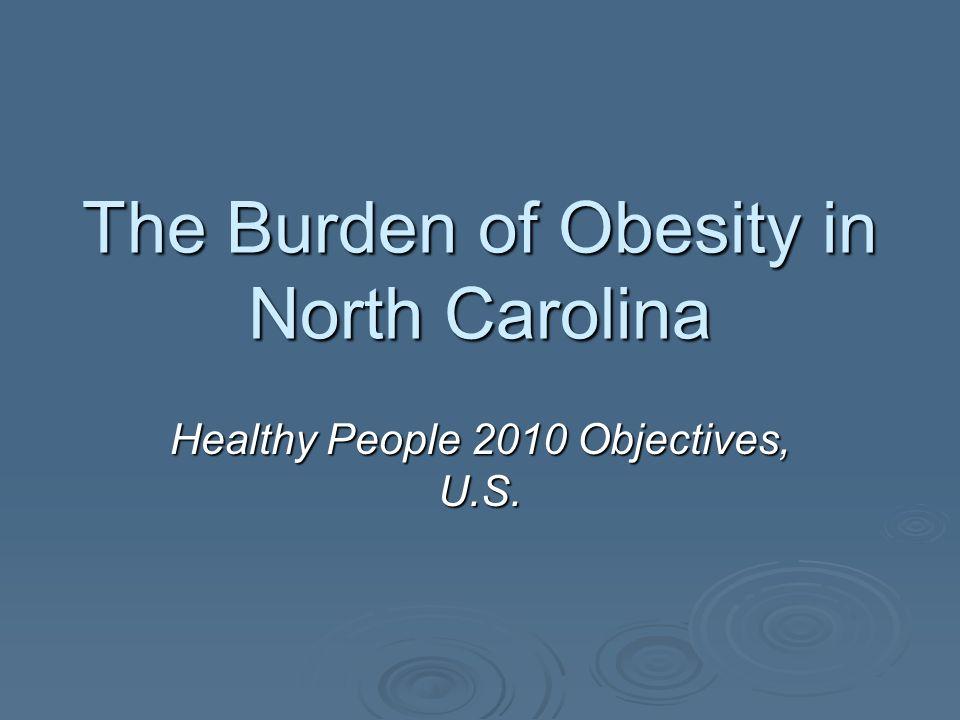 Healthy People 2010, U.S.