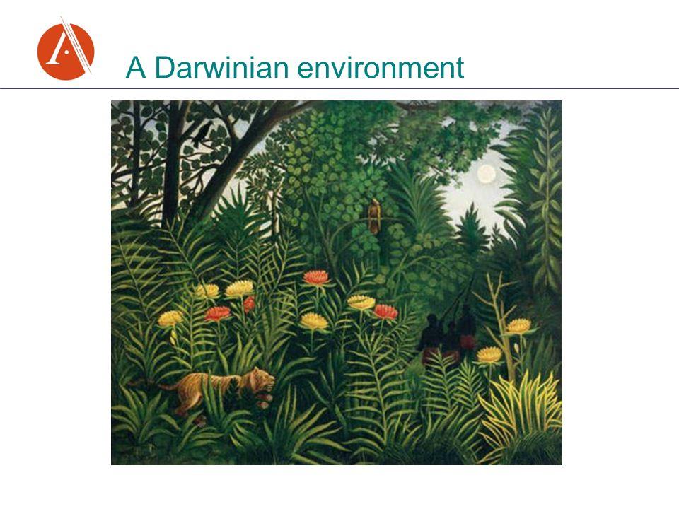A Darwinian environment