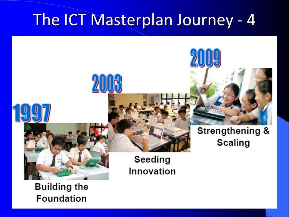 The ICT Masterplan Journey - 4