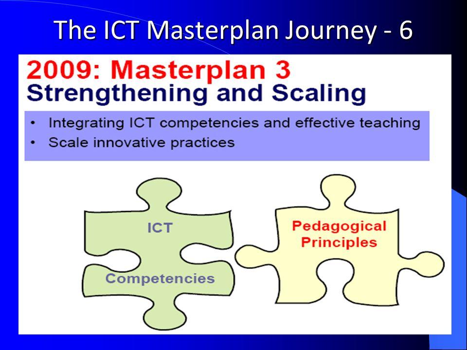 The ICT Masterplan Journey - 6