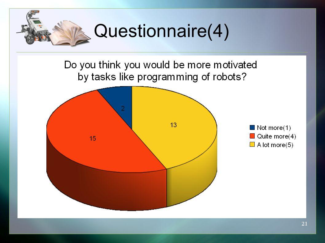 21 Questionnaire(4)