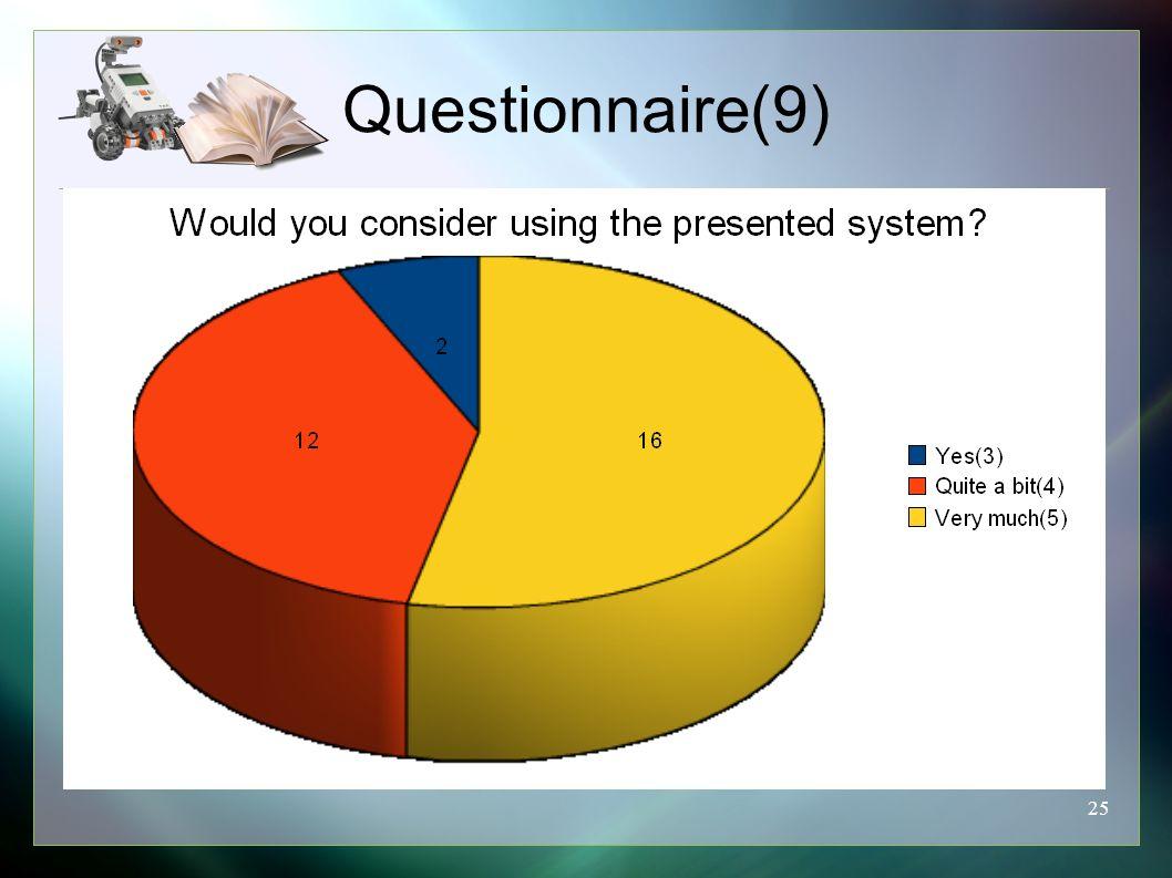 25 Questionnaire(9)