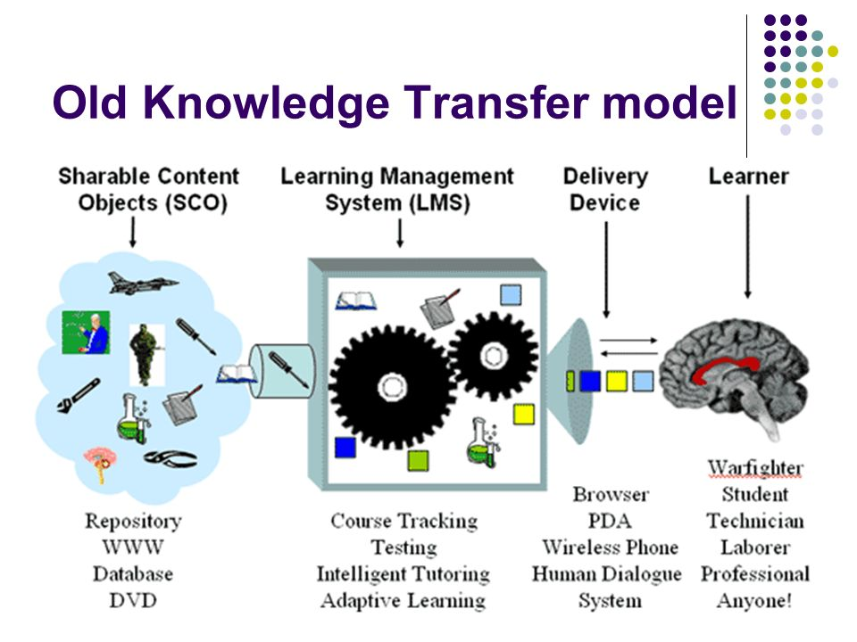 Old Knowledge Transfer model