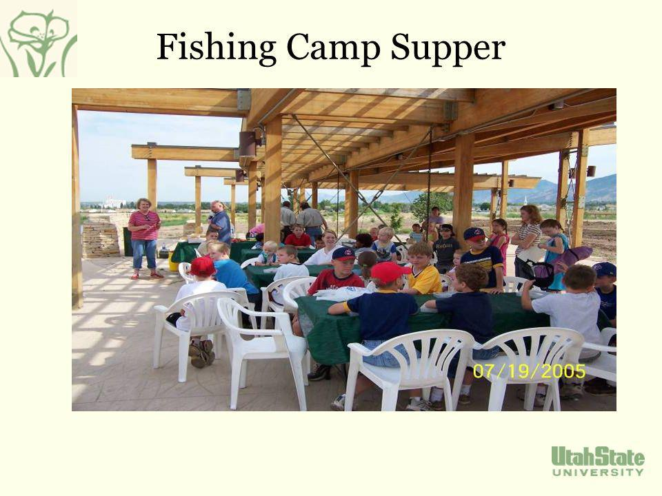 Fishing Camp Supper