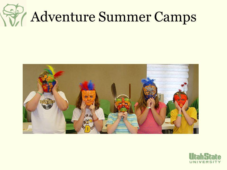 Adventure Summer Camps