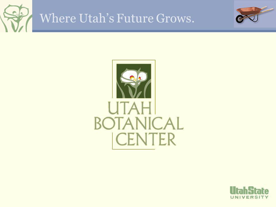 Where Utahs Future Grows.