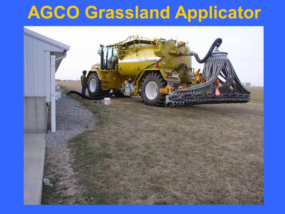 AGCO Grassland Applicator