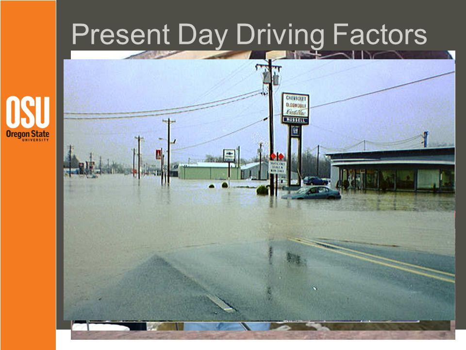 Maine NEMO Present Day Driving Factors