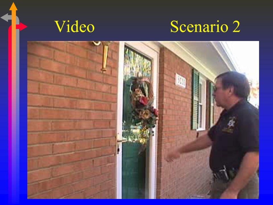 Video Scenario 2