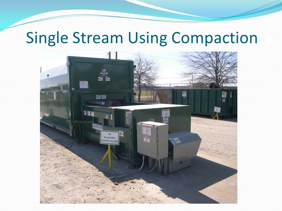 Single Stream Using Compaction