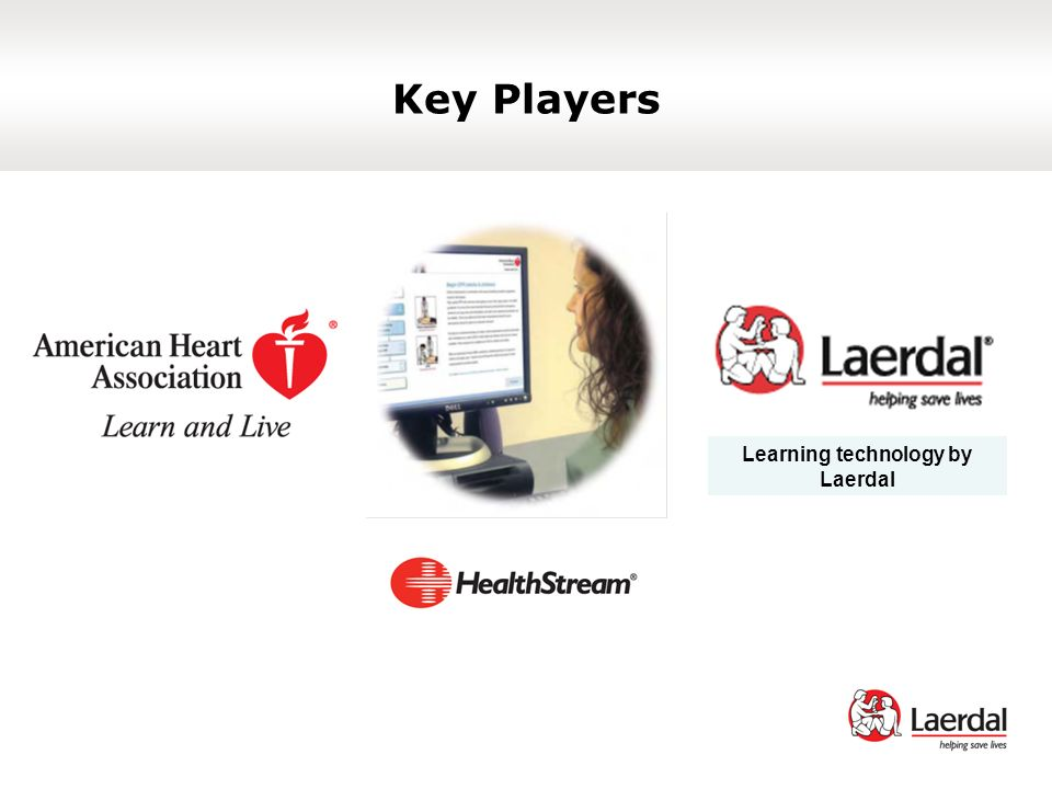 Learning technology by Laerdal Key Players