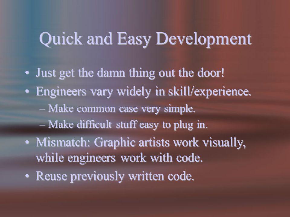 Xqsite Page Architecture Core Classes