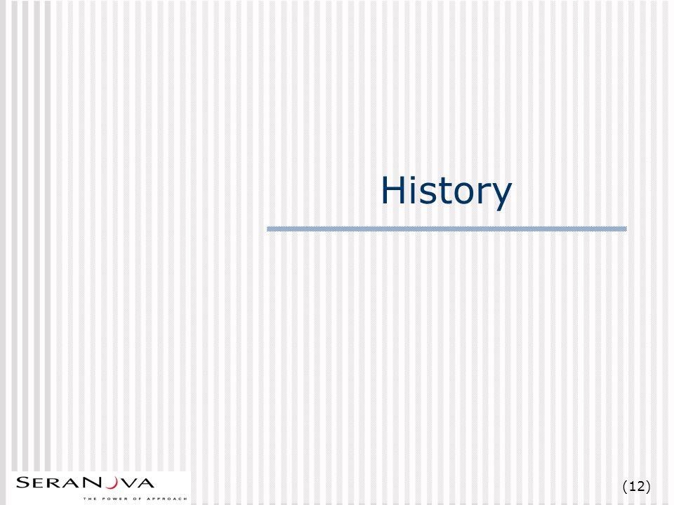 (12) History