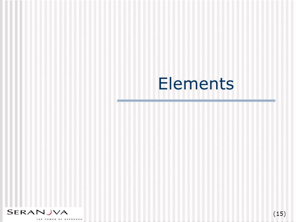 (15) Elements
