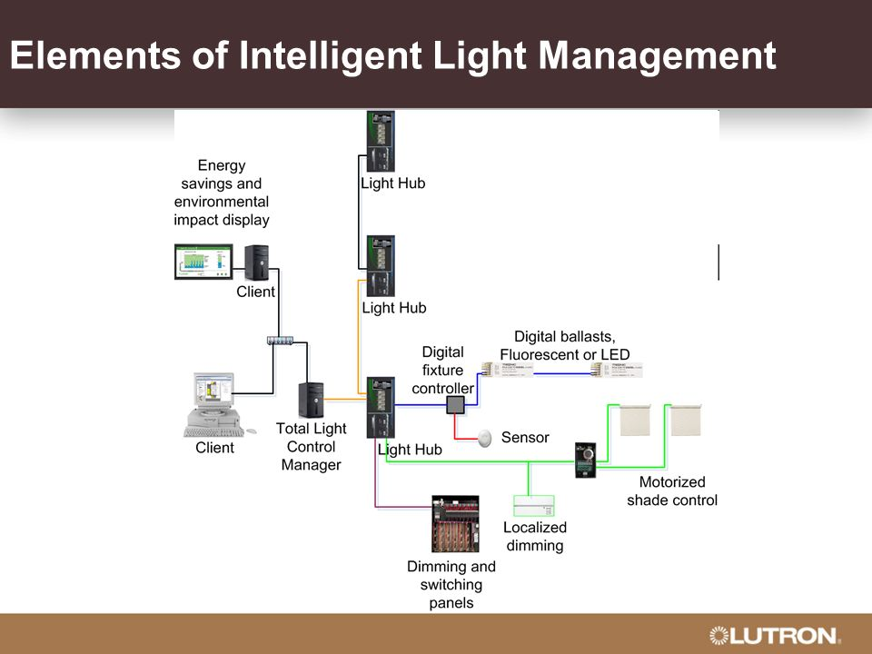 Elements of Intelligent Light Management