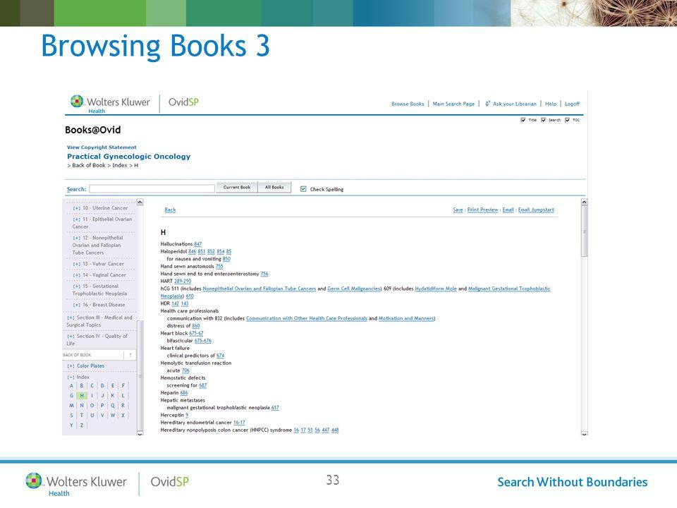 33 Browsing Books 3