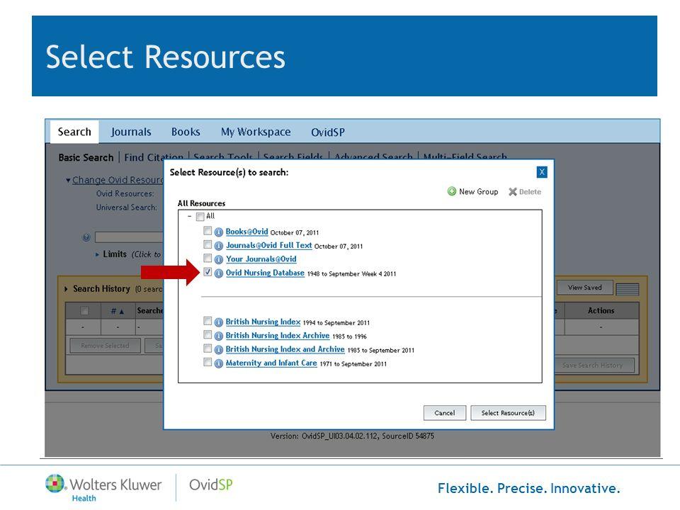 Flexible. Precise. Innovative. Remove Duplicate Records