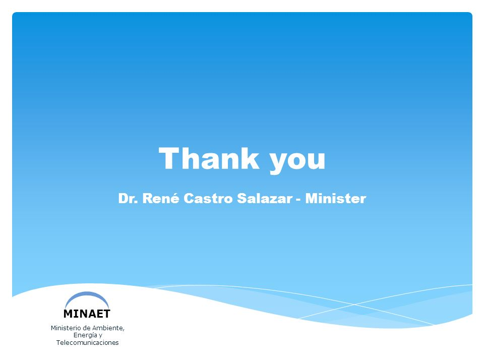 Thank you Dr.