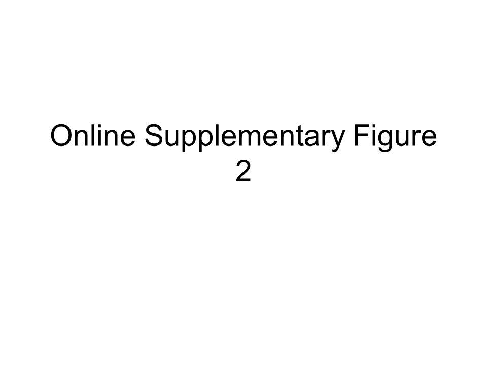 Online Supplementary Figure 2