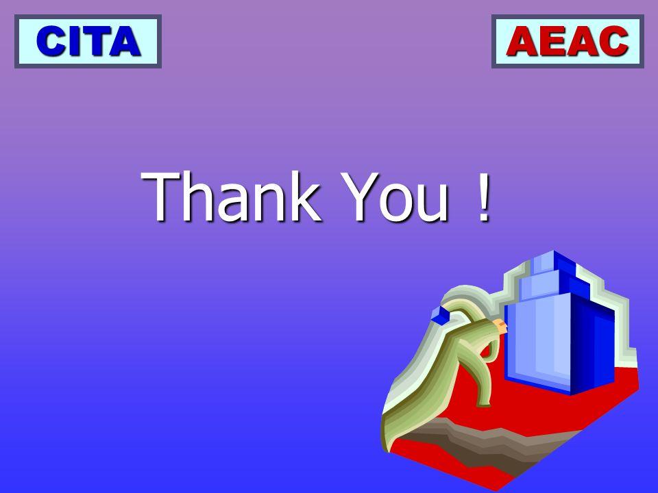 CITAAEAC Thank You Thank You