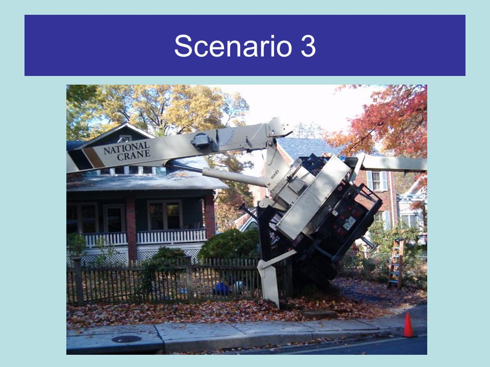 Scenario 3 Have you run an incident like this before? What did you do? Did your actions result in a successful outcome?