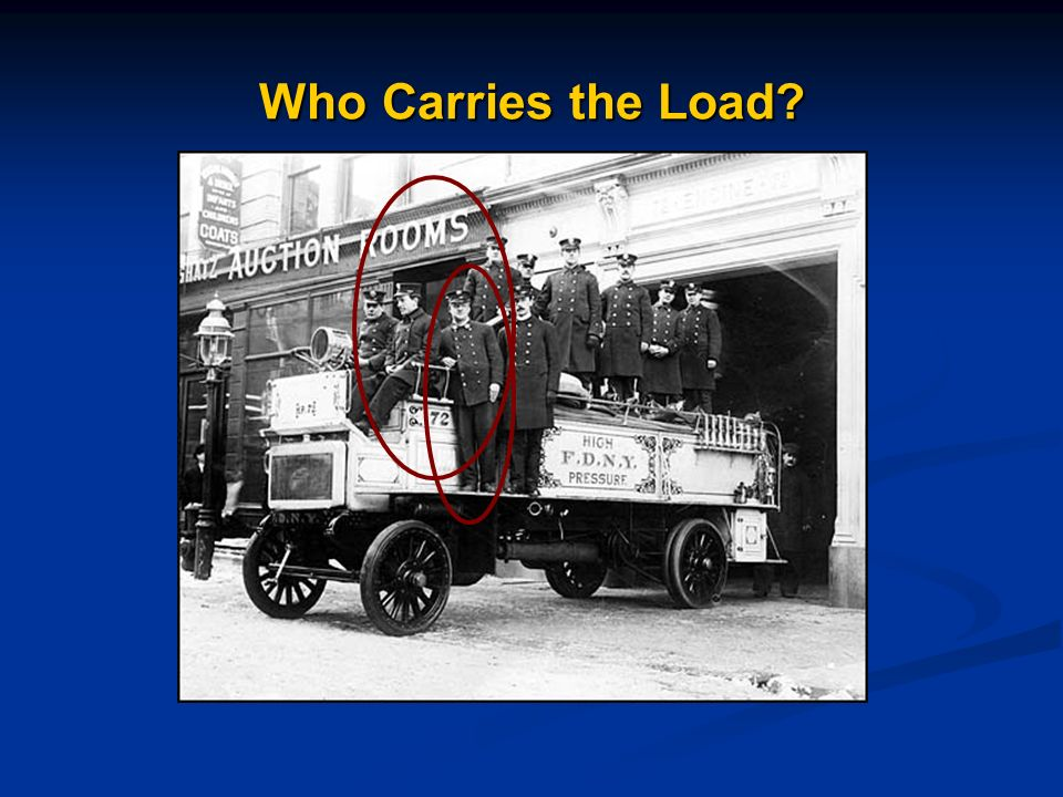 Who Carries the Load?