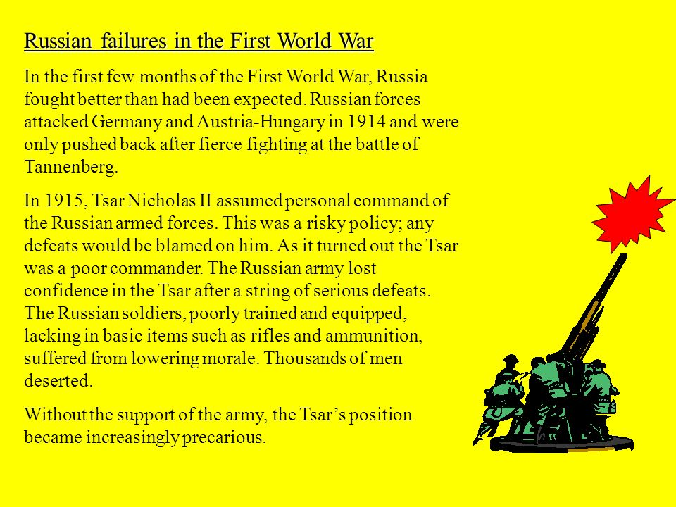The Civil War 1918-1921 The opponents of the Reds, Lenin and the Communists, were known as the Whites.