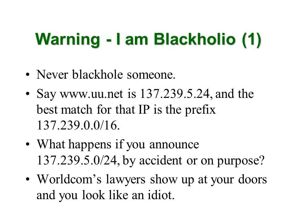 Warning - I am Blackholio (1) Never blackhole someone.