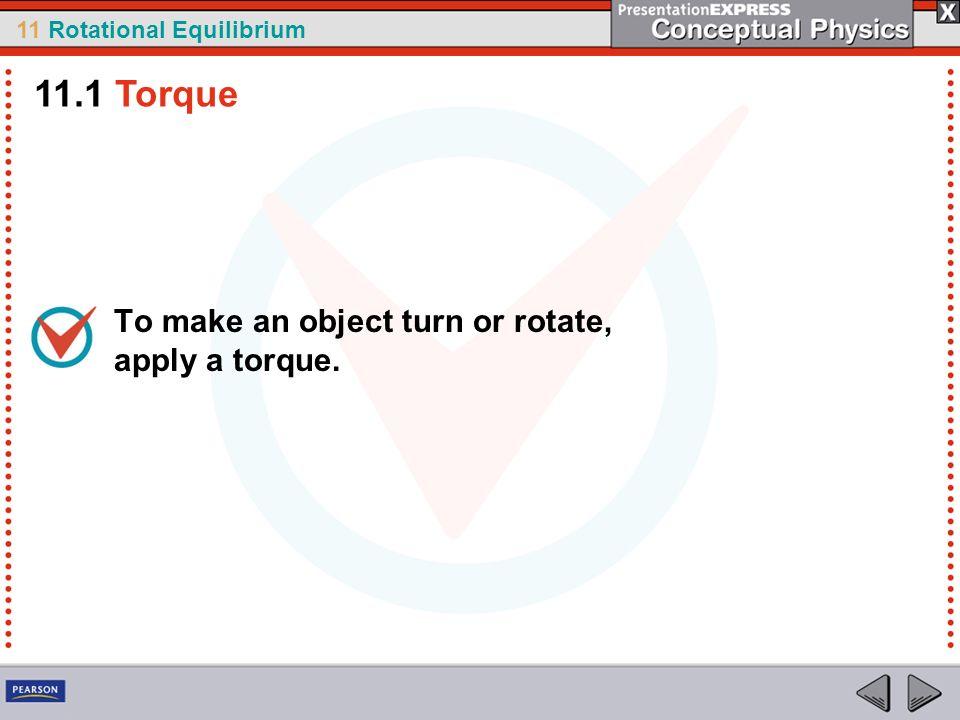 11 Rotational Equilibrium A baseball thrown into the air follows a smooth parabolic path.
