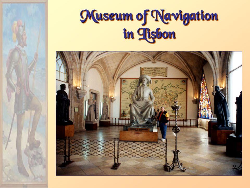 Museum of Navigation in Lisbon