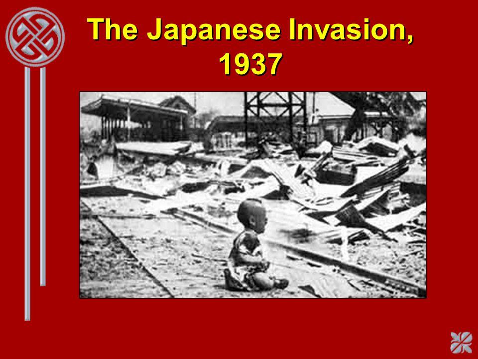 The Japanese Invasion, 1937