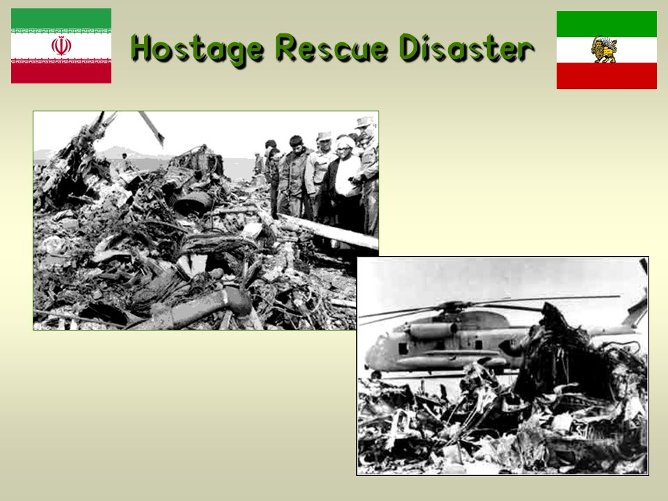 Hostage Rescue Disaster