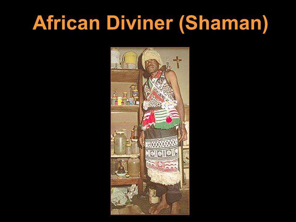 African Diviner (Shaman)