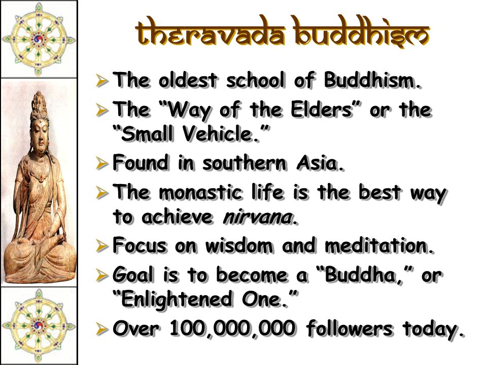 Types of Buddhism Therevada Buddhism Therevada Buddhism Mahayana Buddhism Mahayana Buddhism Tibetan Buddhism Tibetan Buddhism Zen Buddhism Zen Buddhism Therevada Buddhism Therevada Buddhism Mahayana Buddhism Mahayana Buddhism Tibetan Buddhism Tibetan Buddhism Zen Buddhism Zen Buddhism