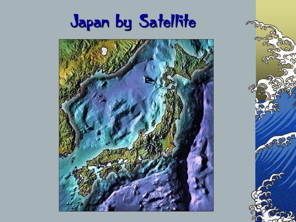 Japan by Satellite